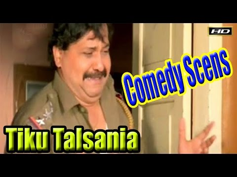 Tiku Talsania Best Comedy Scenes | Jallad Movie |