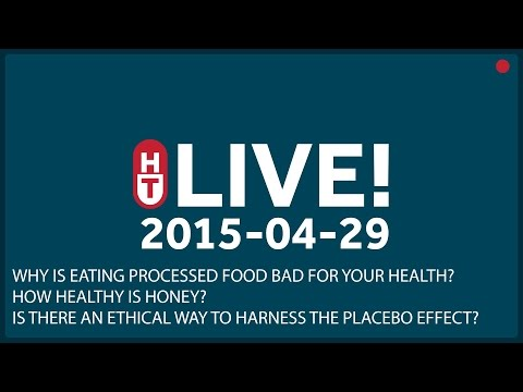 Apr. 29th, 2015 - LIVE - Why Is Eating Processed Food Bad For Your Health?