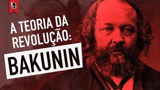 A teoria da revolução em BAKUNIN   Curso   Com Acácio Augusto