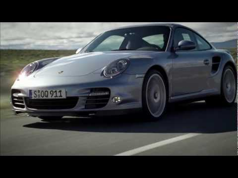 2011 Porsche 911 Turbo S in Action