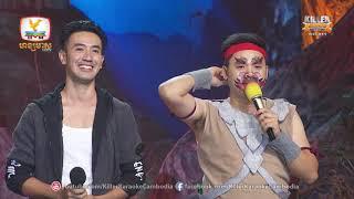 Killer Karaoke Cambodia Season 4 Week 11 | លទ្ធផលក្រុមទី 02