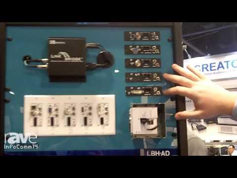 InfoComm 2014: Broadata Communications Offers Fiber Optic and HDBT Transport