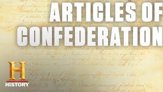What Were The Articles Of Confederation?  History