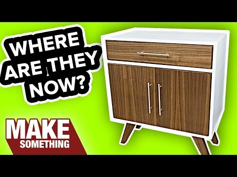 How Are Past Woodworking Projects Holding Up? Plus DIY Tips and Tricks!