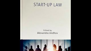 Start-up Law - Business Entities