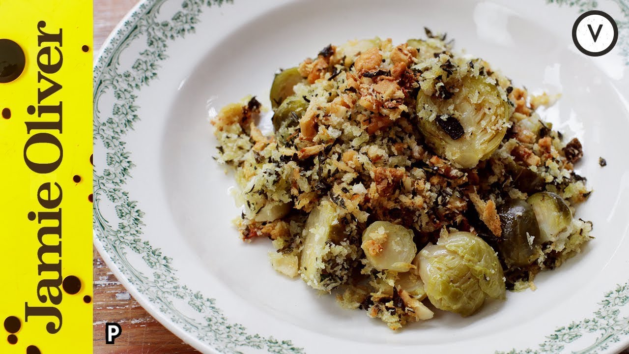 Gennaro's Brilliant Brussels Sprouts