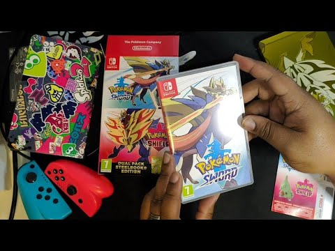£79-#pokemon-sword-and-shield-duel-pack---does-it-bang?!-unboxing-and-opening-gameplay-highlights
