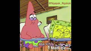Spongebob Ngapak   Kecirit di celana xD