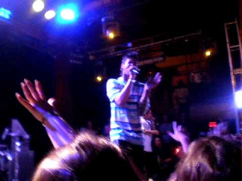 T Mills  Just My Luck  At The Troubadour On April 22 2011