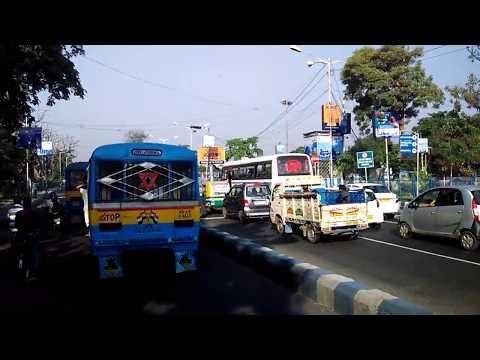 Kolkata Road Guide : Airport to Park Circus