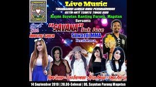 Download LIVE SAVANA SAK JOS E (GSTAR - IRENE GHEA) - TASYAKURAN WARGA BARU PSHT RAYON SAYUTAN MAGETAN