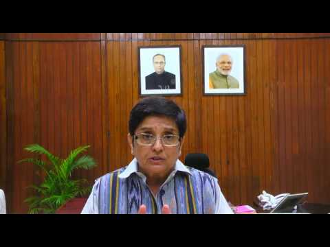 Puducherry Lieutenant-Governor Kiran Bedi speaks to International Business Times, India