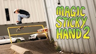 Magic Sticky Hand 2 - Official Trailer - Pat Franklin, Anaiah Lei, Zach Riley