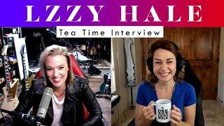 Download Lzzy Hale of Halestorm: Tea Time Interview with Elizabeth Zharoff