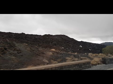 Our visit to Mount Etna - Europe's largest active volcano.