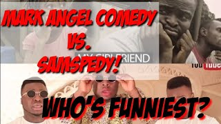 AFICAN HOME: Spelling Bee Vs Mark Angel Comedy