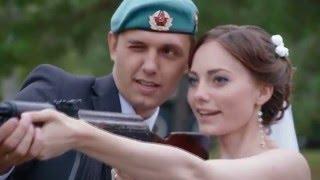 Свадьба в стиле ВДВ  Нижний Новгород  Сергей и Светлана
