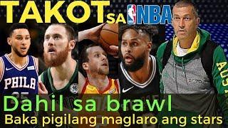 Autralian Boomers Takot sa Reaksyon ng NBA sa Gulo vs Gilas