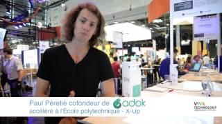 VivaTech 2017 - Les start-up de l'X à VivaTechnology