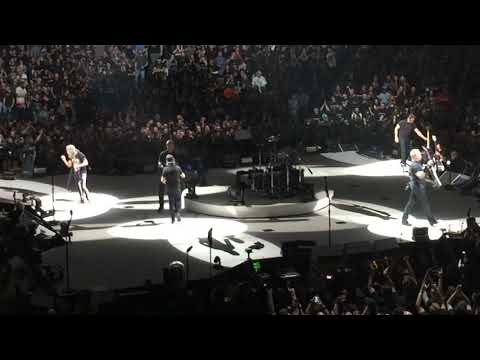 Metallica: LIVE- Times Union Center 10.29.2018