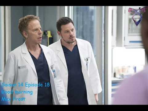 Download Grey's anatomy S14E18 - Good morning - Max Frost