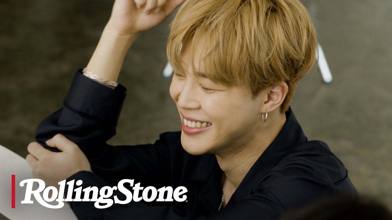 Jimin | The Rolling Stone Cover