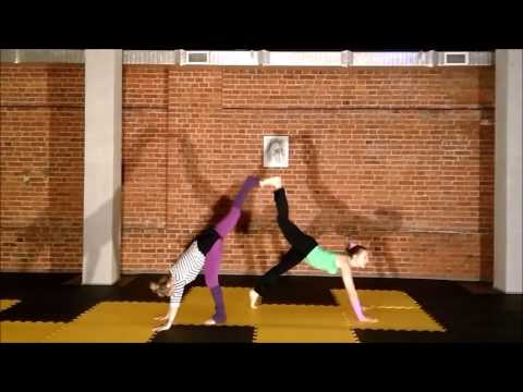 Our acro perfomance