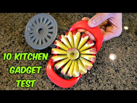 10 Kitchen Gadgets put to the Test  Part 10