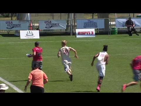 Machine v Sockeye 2016 US Open  Mens Final