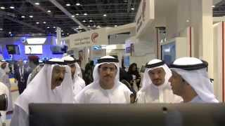 GITEX 2015 Overall highlights on the unified Dubai Smart Government stand
