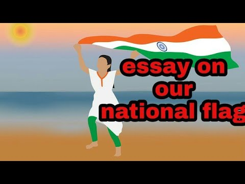 10 lines on our national flag, a very short and smart essay for kids