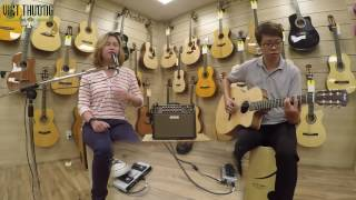 Top of the world - biểu diễn: Pun, guitar: Ngọc Thành