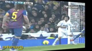 RMA vs FCB 1-3 [10/12/11] La Liga 11/12
