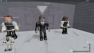 [ROBLOX] Entry Point | What happens if you let the Manager search you in The Withdrawal?
