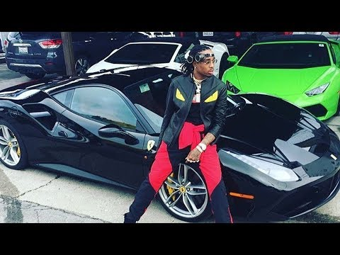 Quavo Shows Justin Bieber His Car Collection ''This Is How We Rappers Live''