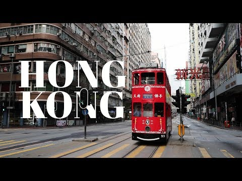 Hong Kong Travel Video - 2018