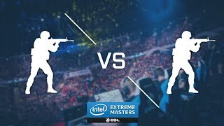 CS:GO - NOM vs. NASR [Mirage] Map 1 - Asia Minor ME Closed Qualifier - IEM Katowice 2019