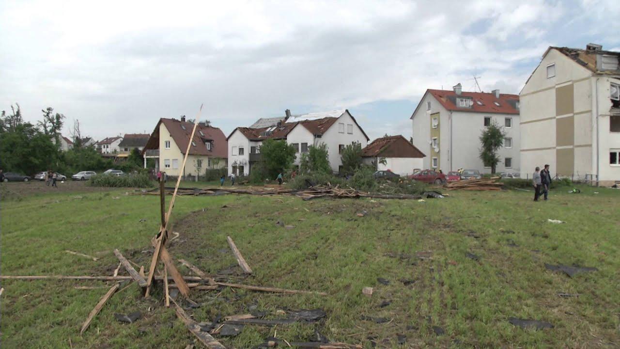 Tornado Bayern