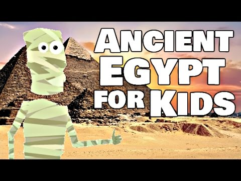 Ancient Egypt For Kids History Video Lesson Youtube