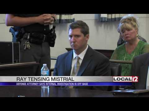 Tensing attorney says internal investigation into homicide detective off base