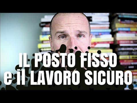 Download L'ossessione Italiana per il POSTO FISSO e per il LAVORO SICURO