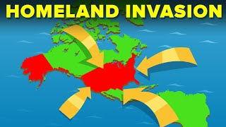 Could The US Defend From An Invasion of the Homeland