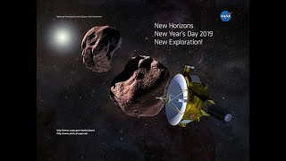 Nasa: New Horizons / Ultima Thule Signal Acquisition
