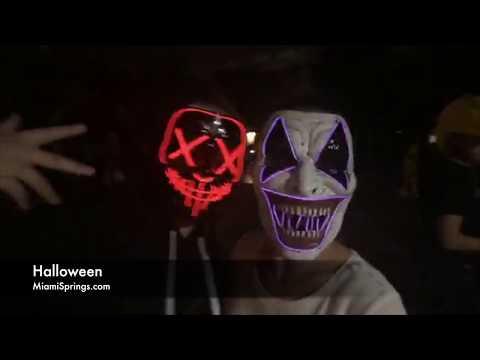 Haunted Halloween Miami Springs, Florida