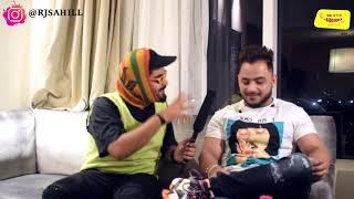 Best interview with Millind Gaba | RJSahil | Jaipur | AAZAD SIPAHI | #Millindgaba| #Shedontknow|