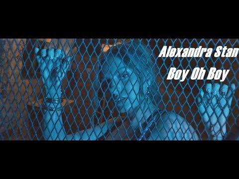 Alexandra Stan - Boy Oh Boy (official Video Teaser) NEW SONG 2017