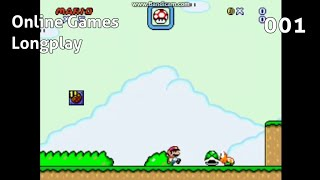 Game Online Longplay [001] Super Mario Flash 2