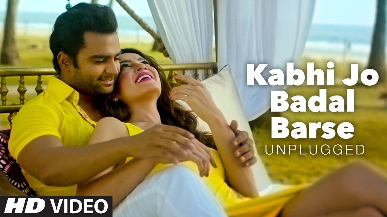 Kabhi Jo Badal Barse Unplugged VIDEO Song | DJ Chetas ft