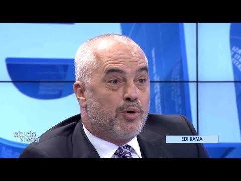 """Rama përlotet në """"Studio"""", kujton akuzat e Berishës për atësinë e të birit: Nuk i'u ndahem…(Pj.2)"""
