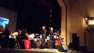 Cantabile Orchestra - OST Вогнем і мечем (пісня Гелени)